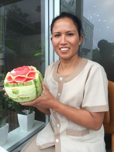 Thailife_Fruitcarving_velkommen